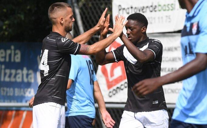 Manisa FK, Juventus'tan istiyor: Lungoyi