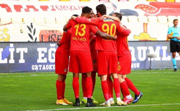 Yeni Malatyaspor şanssızlığını 13'te kırdı