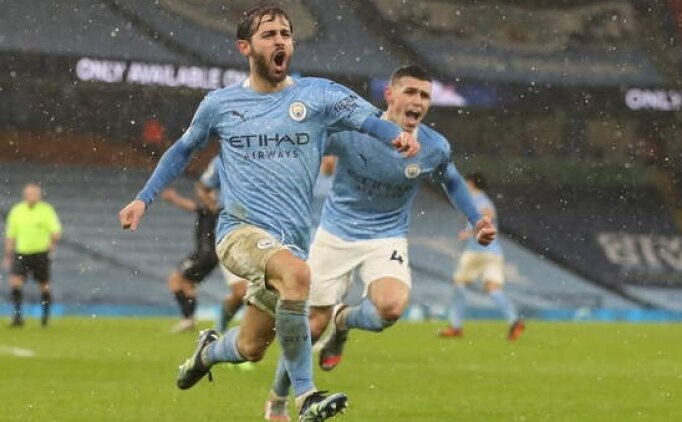 Manchester City, Leicester deplasmanından çıktı