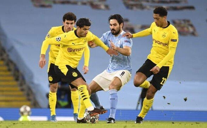 Dortmund - Manchester City: Muhtemel 11