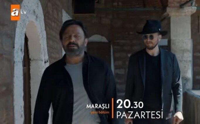 Maraşlı ATV HD 17. bölüm izle kesintisiz