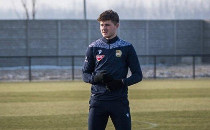 Göz-Göz'e genç golcü: Marko Divkovic