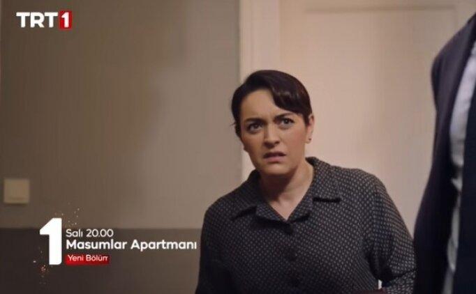 Masumlar Apartmanı 33. bölüm izle TRT 1 HD full