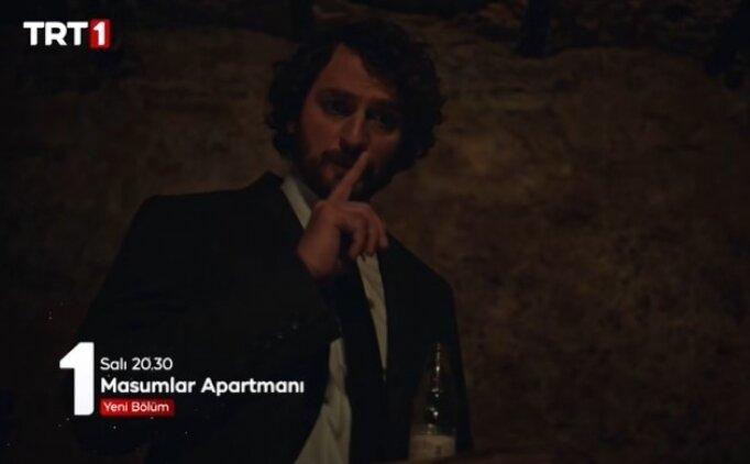 Masumlar Apartmanı son bölüm tek parça 29. bölüm, 13 Nisan Masumlar Apartmanı yeni bölüm