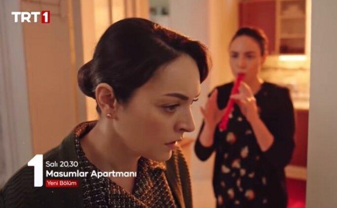 Masumlar Apartmanı son bölüm tek parça 30. bölüm, 20 Nisan Masumlar Apartmanı yeni bölüm