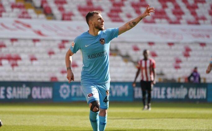 Alexandru Maxim de Beşiktaş'ı istiyor