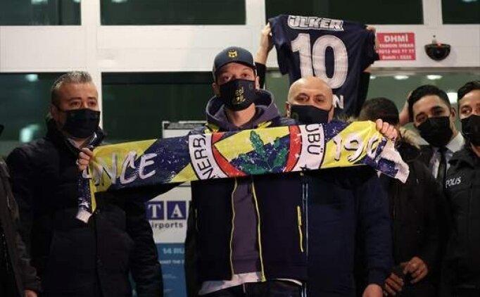Mesut Özil Fenerbahçe'ye transfer oldu mu? Fenerbahçe Mesut Özil Son Dakika Haberi Oku