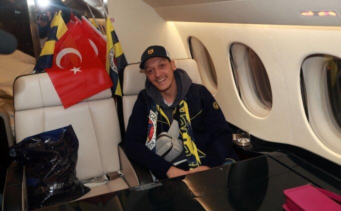 Son Dakika Mesut Özil açıklaması! Fenerbahçe'ye transfer oldu mu? SON DAKİKA gelişmesi