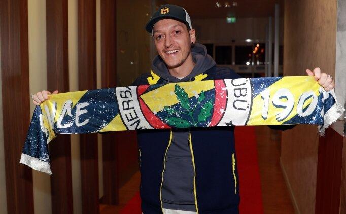 Fenerbahçe Mesut Özil videosu! Transfer resmen gerçekleşti mi? Resmi Açıklama (06 Mart Cumartesi)