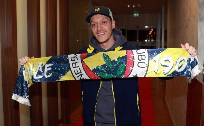 Fenerbahçe Mesut Özil KAP açıklaması yapıldı mı? Son Dakika Mesut Özil Fenerbahçe haberi (05 Mart Cuma)