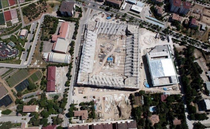 Elazığ'ın modern stat hasreti son buluyor