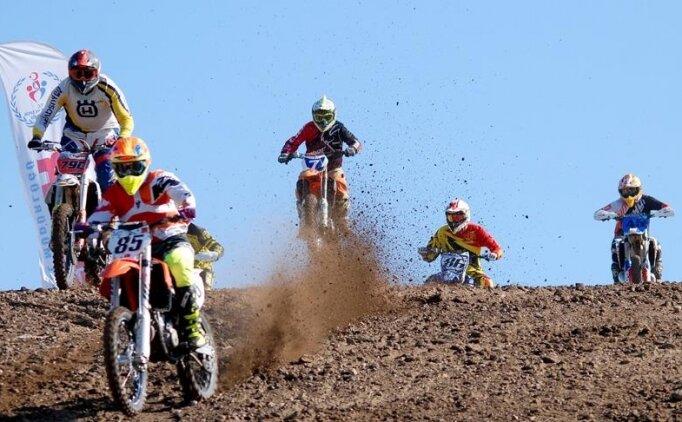 Afyonkarahisar'da 3 ayrı motokros şampiyonası düzenlenecek