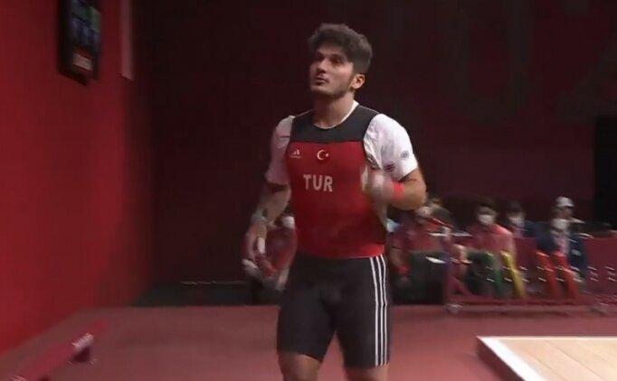 Muhammed Furkan Özbek madalyaya yaklaşamadı