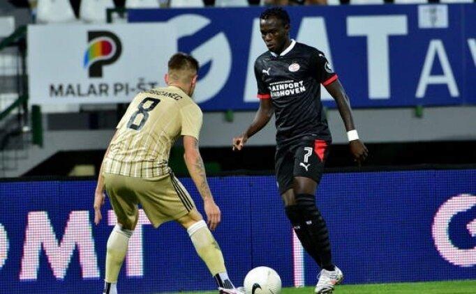Beşiktaş'ın Bruma umudu sürüyor