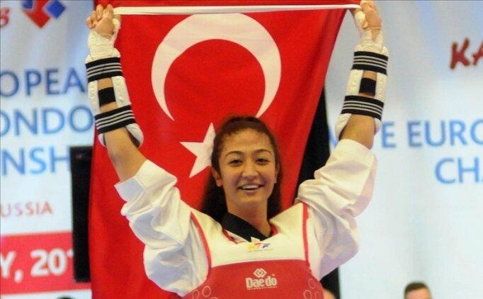 Nafia Kuş: 'İki kez dünya üçüncüsü olarak Tokyo'daki iddiamı ortaya koydum'