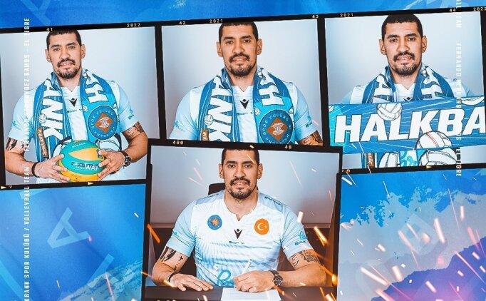 Halkbank, Hernandez ile sözleşme yeniledi
