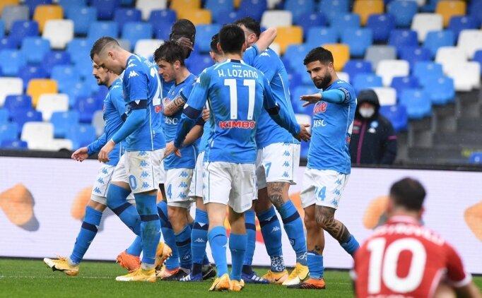 Napoli, Fiorentina maçı özeti ve golleri izle