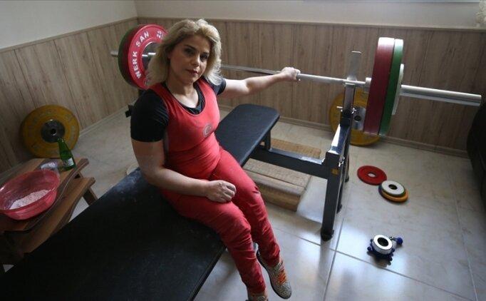 Nazmiye Muratlı, sakatlığı sebebiyle Tokyo 2020'den çekildi