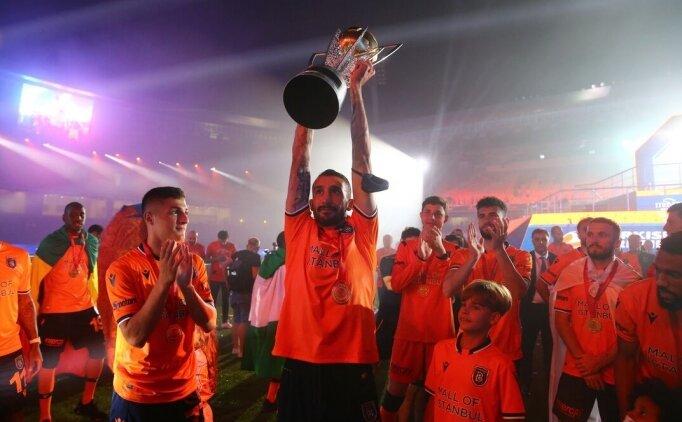 Başakşehir'den Mehmet Topal'a veda