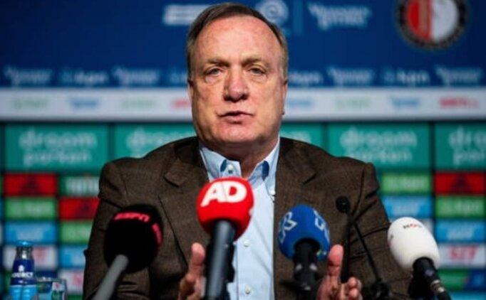 Dick Advocaat: 'Şampiyon Ajax'ı alkışlamayacağız'