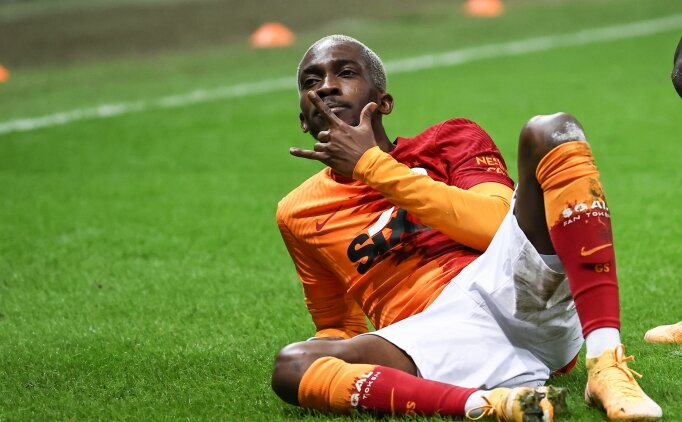Onyekuru'dan Monaco'ya Galatasaray ricası
