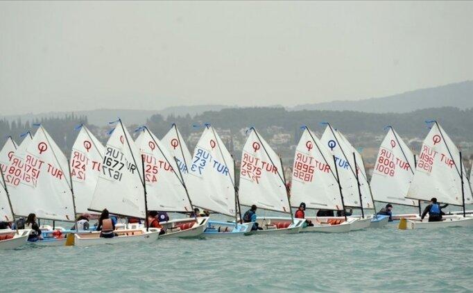 Optimist Milli Takımı, İtalya'da 'Youth Centenary Regatta' yarışlarına katıldı