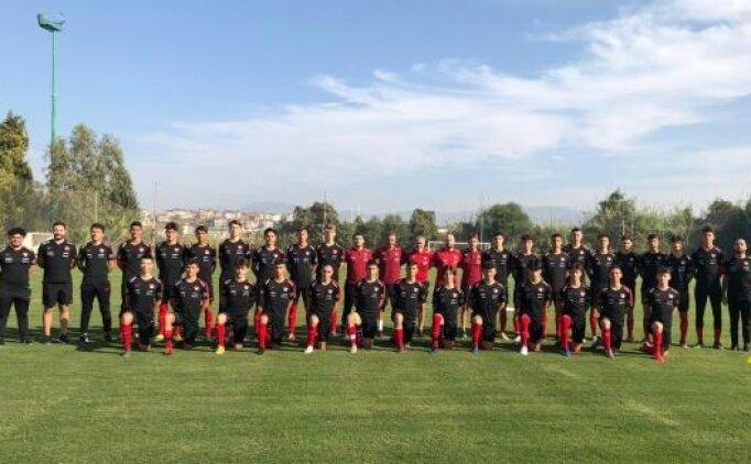 16 Yaş Altı Futbol Milli Takımı'nın aday kadrosu açıklandı