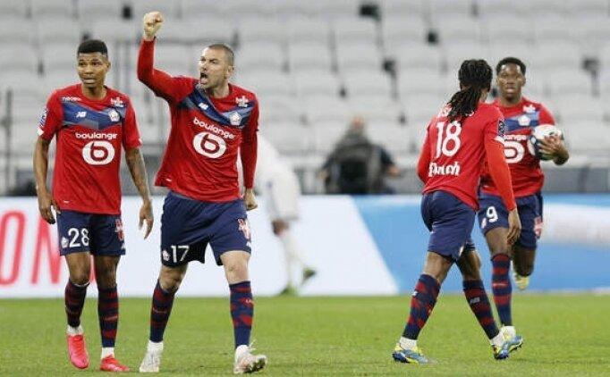 Özet izle: Lens 0-3 Lille maçı özeti ve Burak Yılmaz'ın gollerini izle