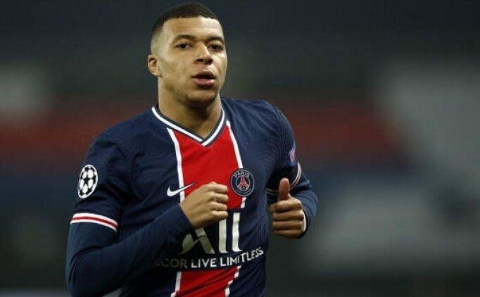 Mbappe: 'PSG'ye yatmaya gelmedim'