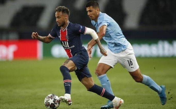 Manchester City - PSG: Muhtemel 11