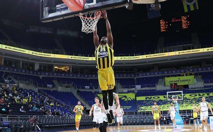 Fenerbahçe Beko, Dyshawn Pierre ile sözleşme imzaladı