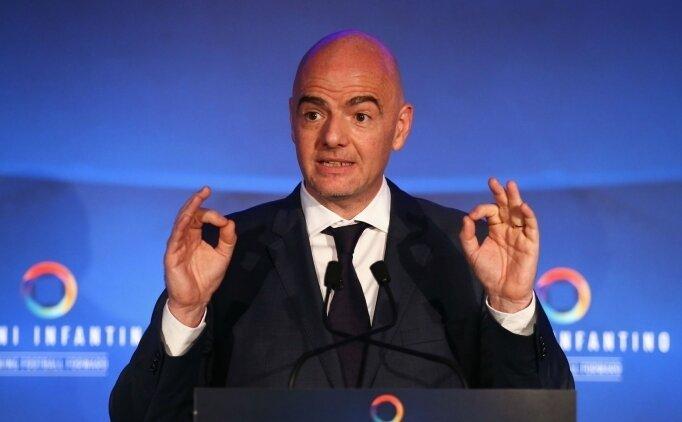 FIFA ve UEFA'dan devlere rest: 'Hepinizi men ederim!'