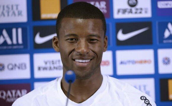 Georginio Wijnaldum: 'PSG'de mutlu değilim'