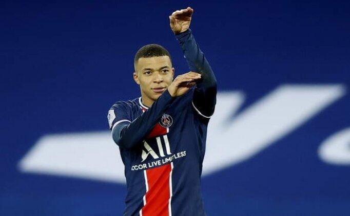 PSG 4 dakikada 3 golle Montpellier'i farklı yendi