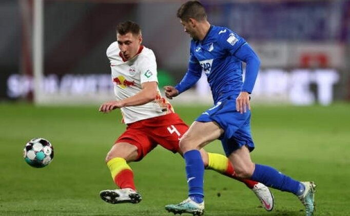 Red Bull Leipzig evinde puan kaybetti