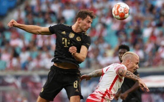 Bayern Münih, Leon Goretzka'nın sözleşmesini uzattı