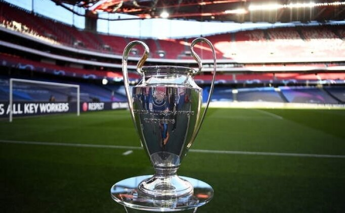 UEFA Şampiyonlar Ligi 2021-2022 sezonu başlıyor
