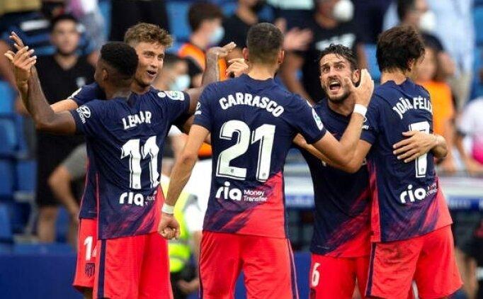 Getafe - Atletico Madrid maçı canlı izle, canlı oyna Tuttur'da