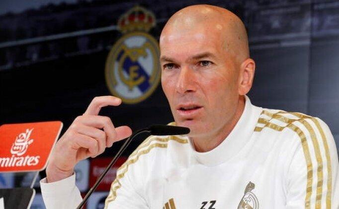 Zidane'dan El Clasico yorumu
