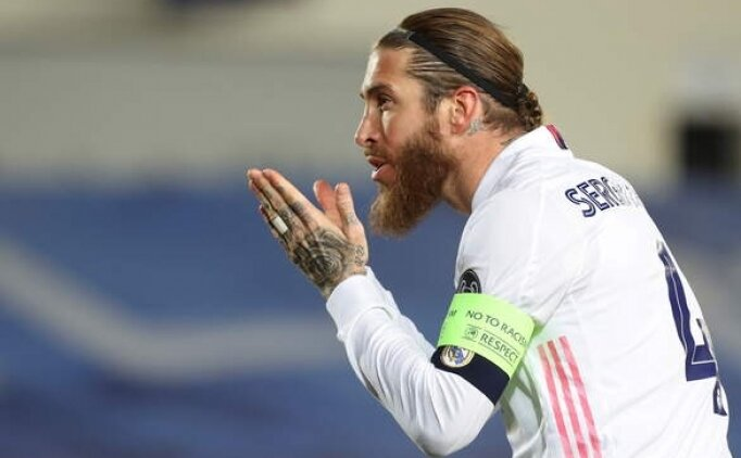 Sergio Ramos Real Madrid'den istediği teklifi alamıyor