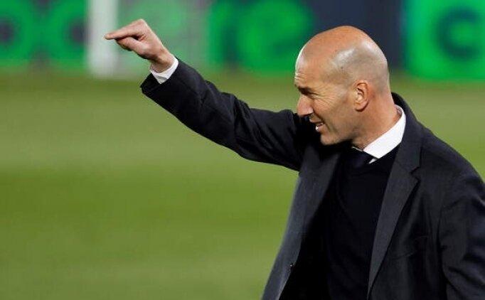Zidane: 'Chelsea'yi tebrik ederim'