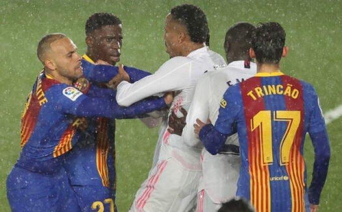 Barcelona'nın El Clasico'da penaltı isyanı