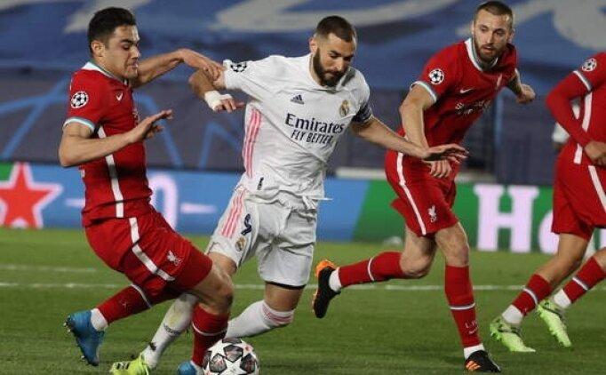 Liverpool - Real Madrid: Muhtemel 11