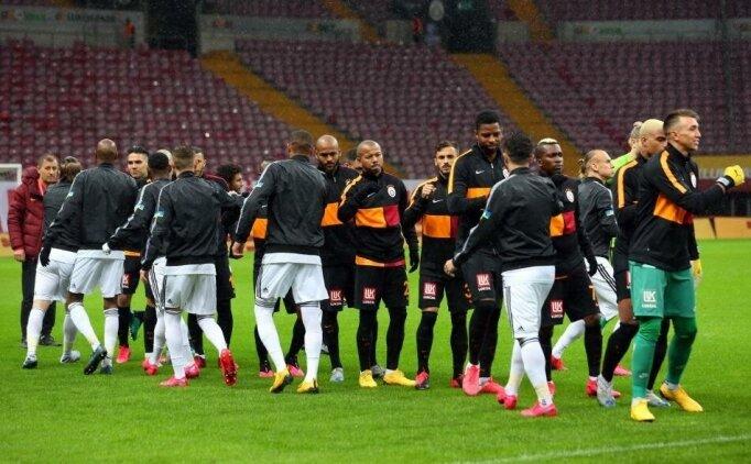 Beşiktaş-Galatasaray derbisinden dikkat çeken rakamlar