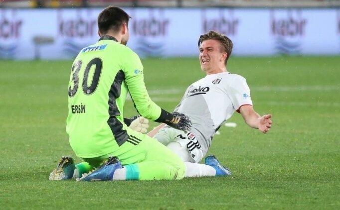 Beşiktaş'ta Ersin ve Rıdvan'a tavsiye: 'Asıl vitrin bu sezonda'