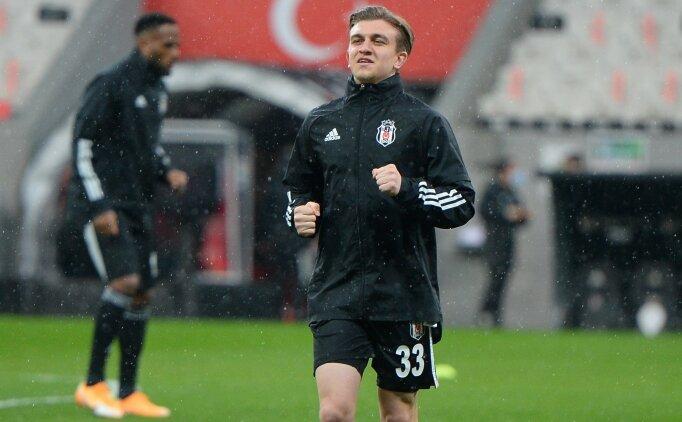 Beşiktaş'ta Rıdvan Yılmaz geri döndü