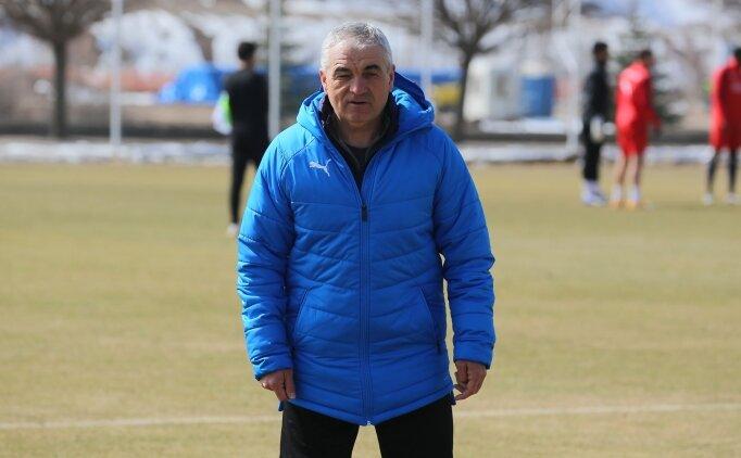 Rıza Çalımbay'dan Hatayspor ve Galatasaray açıklaması