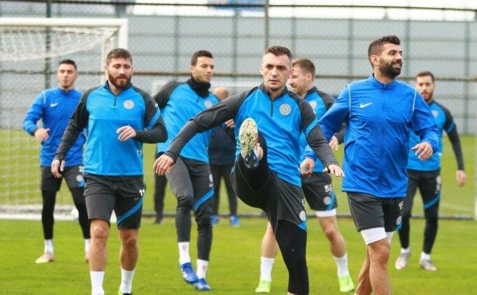 'Beşiktaş'ı yenip taraftarımızı mutlu etmek istiyoruz'