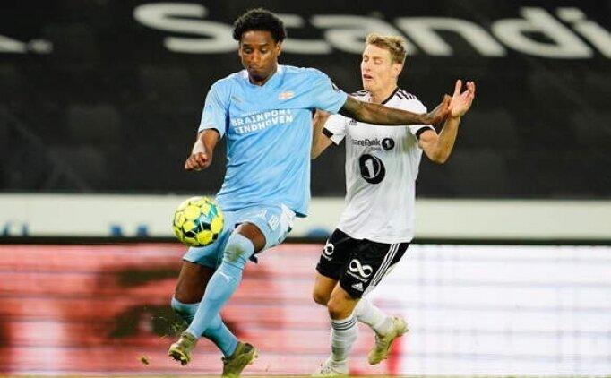 Nice, PSV'den Pablo Rosario'yu transfer etti