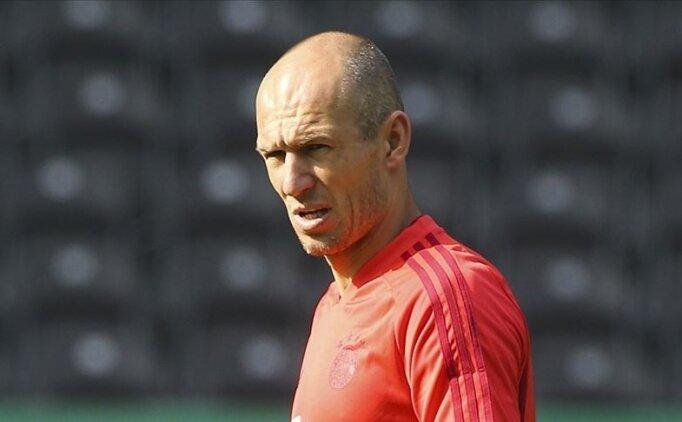 Arjen Robben, EURO 2020'de forma giymek istiyor